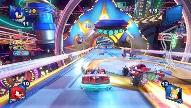 Foto de Análise | Team Sonic Racing
