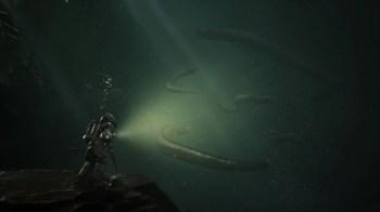 The Sinking City aguas profundas