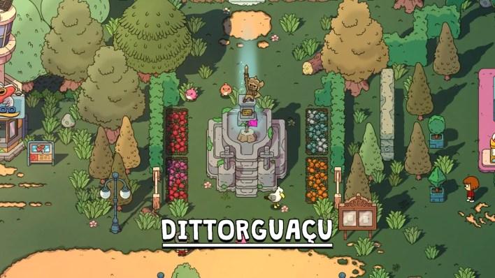 the swords of ditto momos curse dittoguaçu