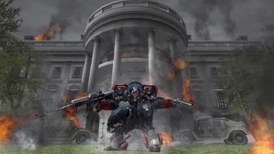 Foto de Metal Wolf Chaos XD faz sua própria justiça em 6 de agosto