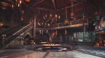 Monster Hunter World Iceborn - Furniture Set