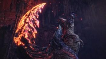 Monster Hunter World Iceborn - Glavenus 02