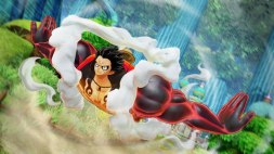 One Piece Pirate Warriors 4 gear fourth