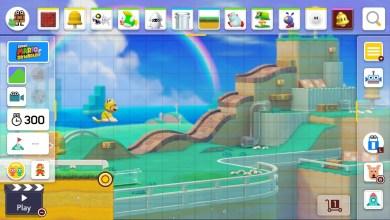 Foto de Análise | Super Mario Maker 2