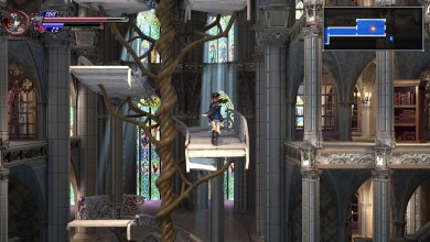 Foto de Análise | Bloodstained: Ritual of the Night