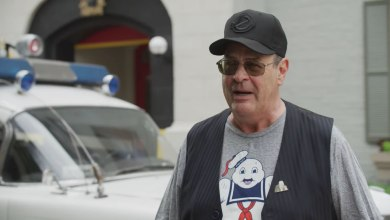 Foto de Dan Aykroyd promove Ghostbusters: The Video Game Remastered