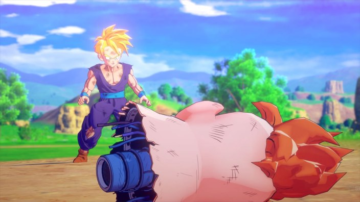 Dragon Ball Z Kakarot - 01