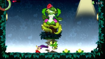 Shantae and the Seven Sirens Screen 2