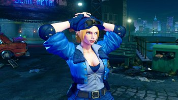 Street Fighter V Arcade Edition Lucia 02