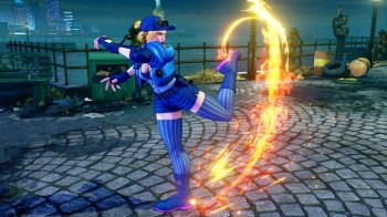 Street Fighter V Arcade Edition Lucia 03