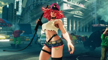 Street Fighter V Arcade Edition Poison 02