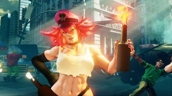Street Fighter V Arcade Edition Poison 03