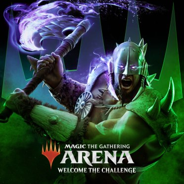Magic The Gathering Arena Keyart
