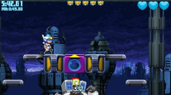 Mighty Switch Force Collection - 08