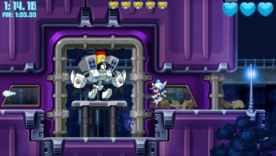 Foto de Análise | Mighty Switch Force! Collection