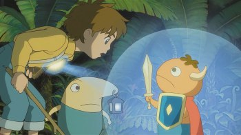 Ni no Kuni Wrath of the White Witch - Switch 04