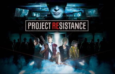 Project Resistance Keyart
