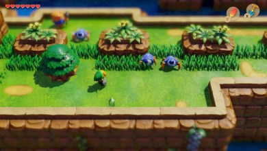 Foto de Análise | The Legend of Zelda: Link's Awakening (2019)