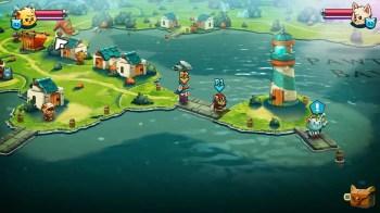 Cat Quest 2 - Grassland Town