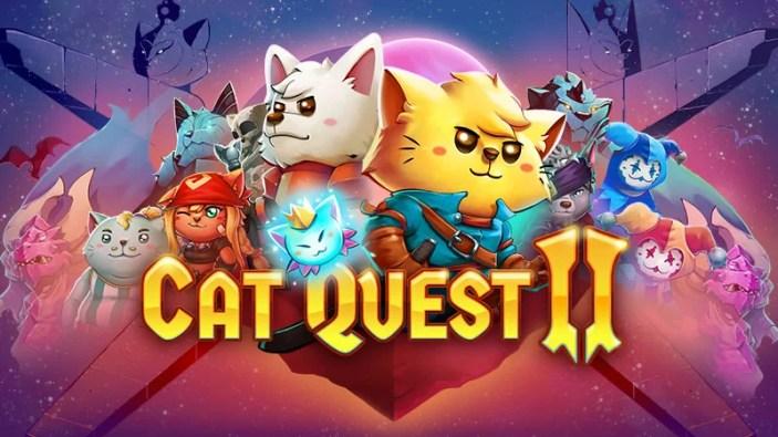 Cat Quest 2 - Keyart