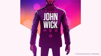 John Wick Hex KeyArt