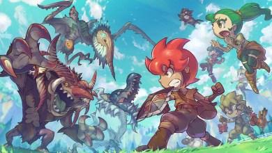 Photo of RPG de ideias e táticas, Little Town Hero chega ao Nintendo Switch