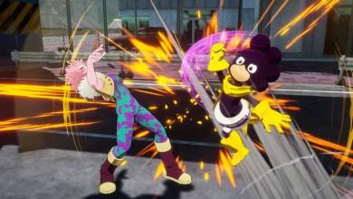 Photo of Minoru Mineta e Mina Ashido estão confirmados em My Hero One's Justice 2