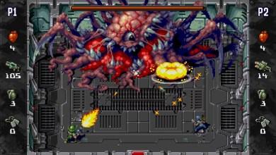 Photo of Xeno Crisis tem tiros e aliens mortos, no Mega Drive e na atual geração