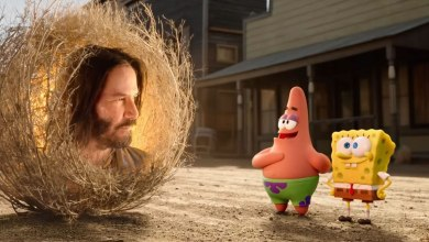 Photo of Bob Esponja volta aos cinemas em 2020, e com Keanu Reeves