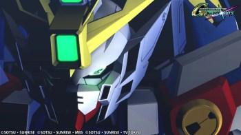 SD Gundam G Generation Cross Rays - 01