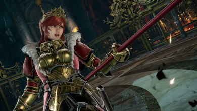 Photo of Da realeza, Hilde surge no Passe de Temporada 2 de SOULCALIBUR VI