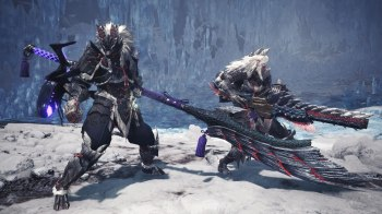 Monster Hunter World Iceborne Stygian_ZInogre_Hunter_Gear01