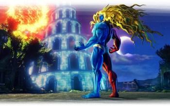 Street Fighter V Champion Edition - Gill