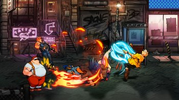 Streets Of Rage 4 - 0006