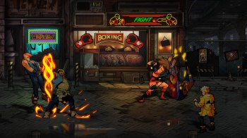 Streets Of Rage 4 - 0007
