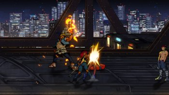 Streets Of Rage 4 - 0014