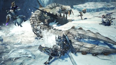 Photo of Expansão Monster Hunter World: Iceborne já disponível no PC