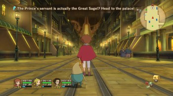 Ni no Kuni Wrath of the White Witch (Switch) - 134