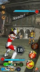 Os Cavaleiros do Zodíaco Shining Soldiers - 06