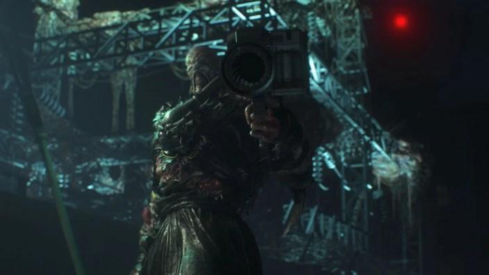 Resident Evil 3 - Nemesis_RocketLauncher2