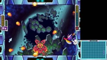Mega Man ZeroZX Legacy Collection - ZERO3 BlazinFlizard