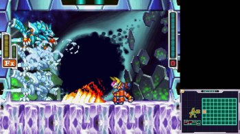 Mega Man ZeroZX Legacy Collection - ZERO4 FenriLunaedge