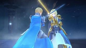 Sword Art Online Alicization Lycoris - 03