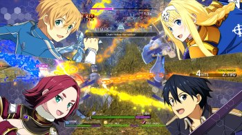 Sword Art Online Alicization Lycoris - 08