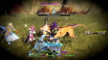 Sword Art Online Alicization Lycoris - 10