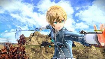 Sword Art Online Alicization Lycoris - 11