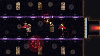 Dandara Trials of Fear Edition - Bomb Mage Fight