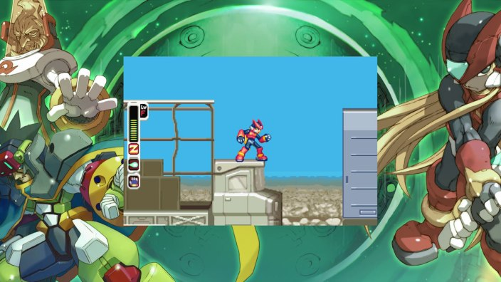 Mega Man ZeroZX Legacy Collection (56)