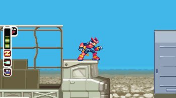 Mega Man ZeroZX Legacy Collection (58)