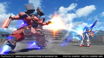 Mobile Suit Gundam Extreme VS Maxiboost ON - 02